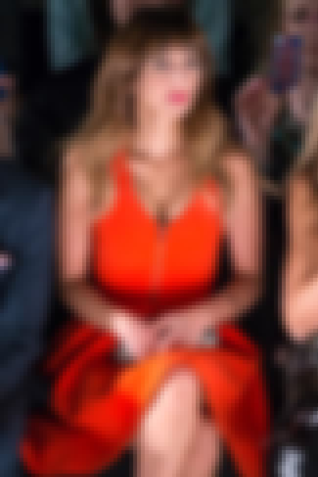Nasim Pedrad in an orange fron... is listed (or ranked) 2 on the list Hottest Nasim Pedrad Photos