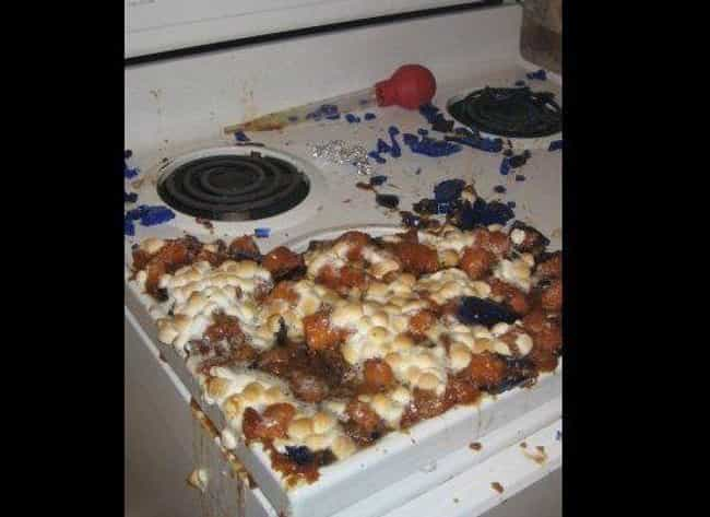 No, No, No, Make the Sweet Pot... is listed (or ranked) 3 on the list 36 Huge Thanksgiving FAILs