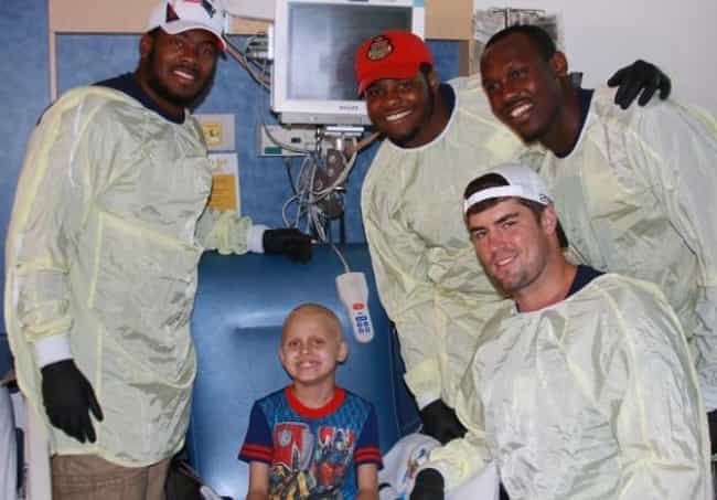 Visit a Children's Hospital is listed (or ranked) 3 on the list 10 Unique Ways to Give Back for Thanksgiving