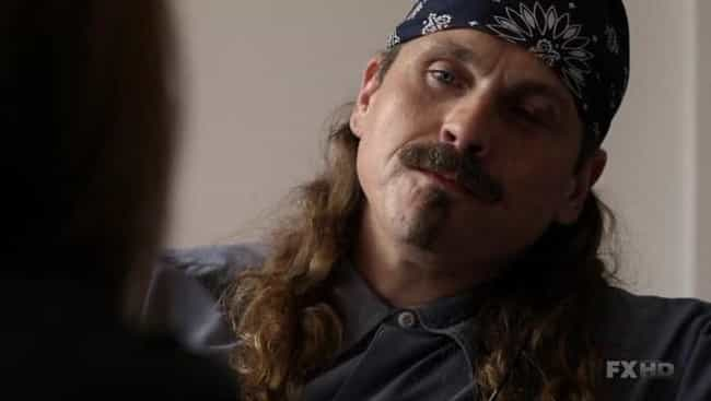 The Show's Creator, Kurt S... is listed (or ranked) 3 on the list 25 Surprising Facts You Didn't Know About Sons of Anarchy