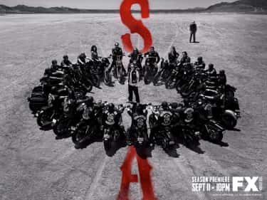 Sons of Anarchy Became FX' is listed (or ranked) 2 on the list 25 Surprising Facts You Didn't Know About Sons of Anarchy