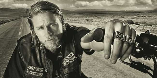 There's a Potential Sons o... is listed (or ranked) 1 on the list 25 Surprising Facts You Didn't Know About Sons of Anarchy