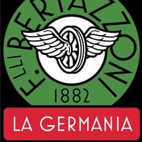 La Germania is listed (or ranked) 6 on the list The Best Oven Brands