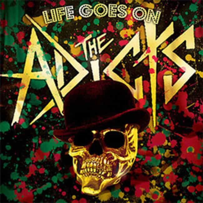Life Goes On is listed (or ranked) 3 on the list The Best Adicts Albums of All Time