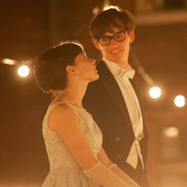 A Very Heavy Defeat is listed (or ranked) 2 on the list The Theory of Everything Movie Quotes
