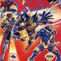 X-Men (Sega Genesis) is listed (or ranked) 17 on the list The Best Versions of X-Men