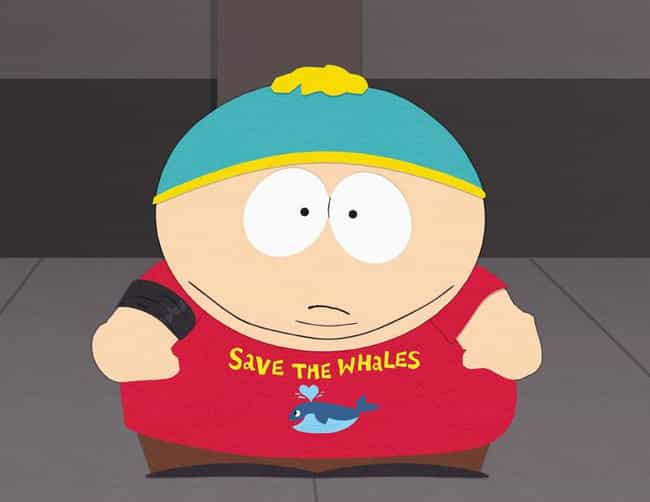 Cartman's lines are most... is listed (or ranked) 1 on the list 30 Facts You Didn't Know About South Park