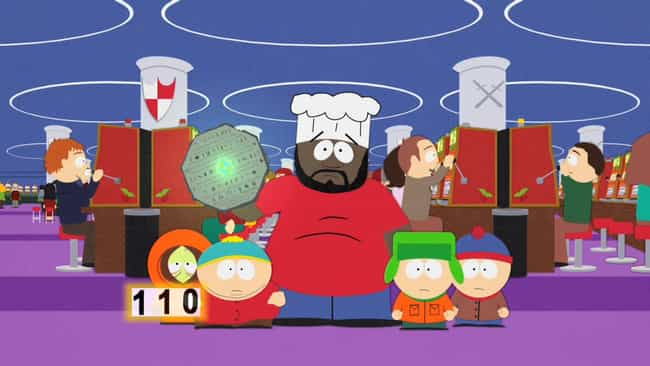South Park holds a speci... is listed (or ranked) 2 on the list 30 Facts You Didn't Know About South Park