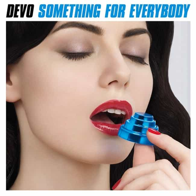Something for Everybody ... is listed (or ranked) 6 on the list The Best Devo Albums of All Time