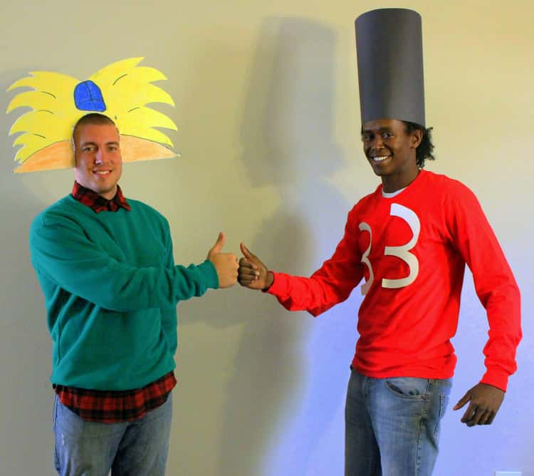 A Solid Hey Arnold! Duo