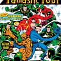 Giant-Size Fantastic Four is listed (or ranked) 2 on the list The Best Fantastic Four Versions Of All Time
