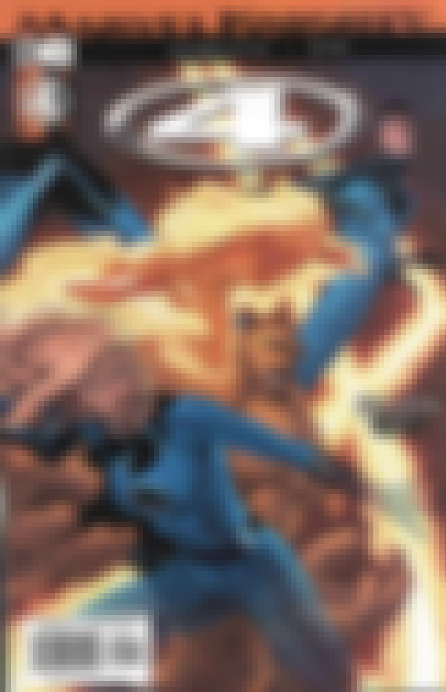 Marvel Knights 4 is listed (or ranked) 3 on the list The Best Fantastic Four Interpretations Ever
