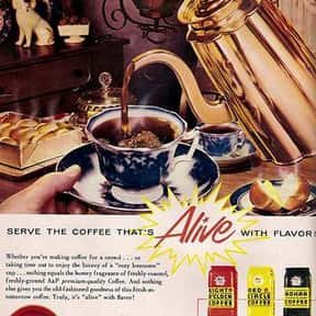 Eight O'Clock Coffee is listed (or ranked) 2 on the list The Best Whole Bean Coffee Brands
