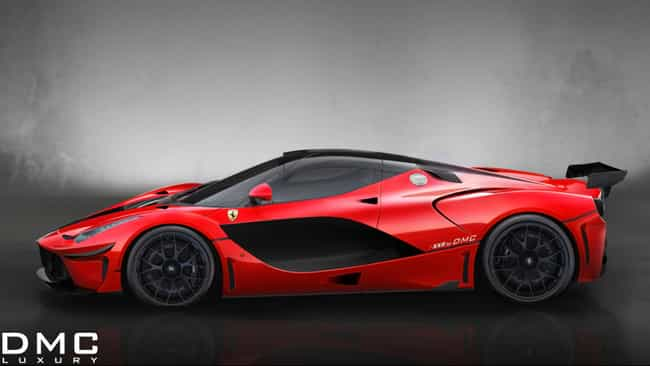 Ferrari Laferrari is listed (or ranked) 2 on the list The Ultimate Dream Cars