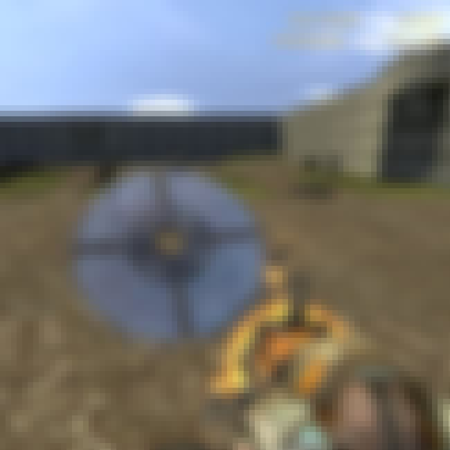 The Gravity Gun (Half-Life 2) is listed (or ranked) 2 on the list The Best Video Game Guns of All Time