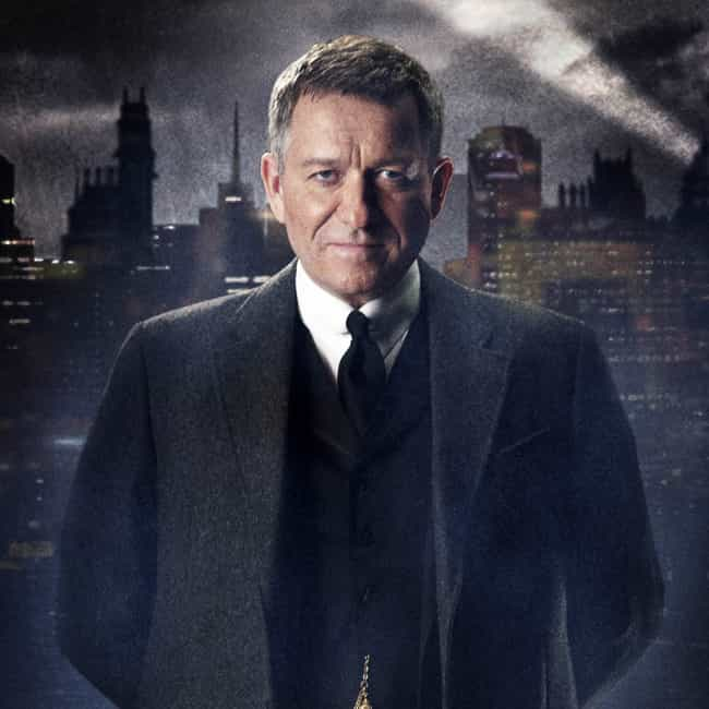 Alfred Pennyworth is a P... is listed (or ranked) 3 on the list 19 Facts You Didn't Know About Gotham