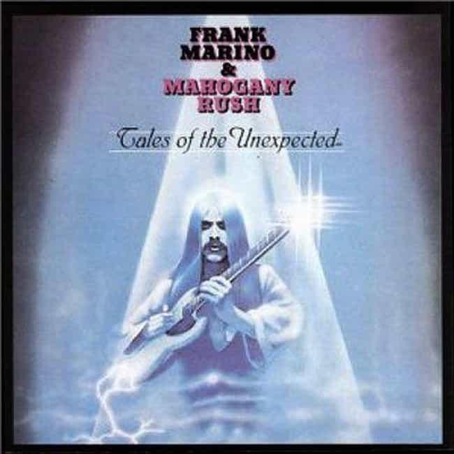 List of All Top Frank Marino & Mahogany Rush Albums, Ranked