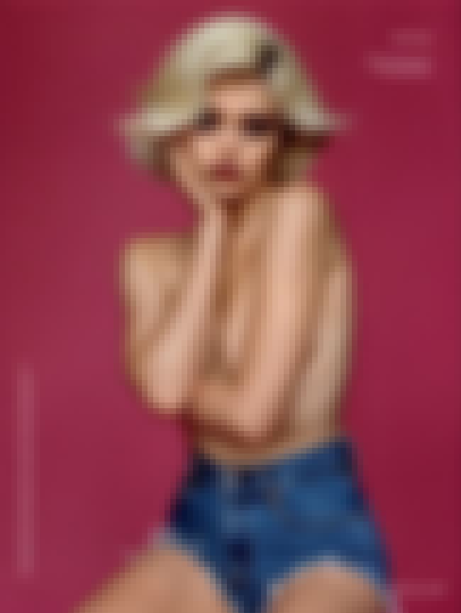 Sky Ferreira in a topless pose is listed (or ranked) 1 on the list The Hottest Sky Ferreira Photos