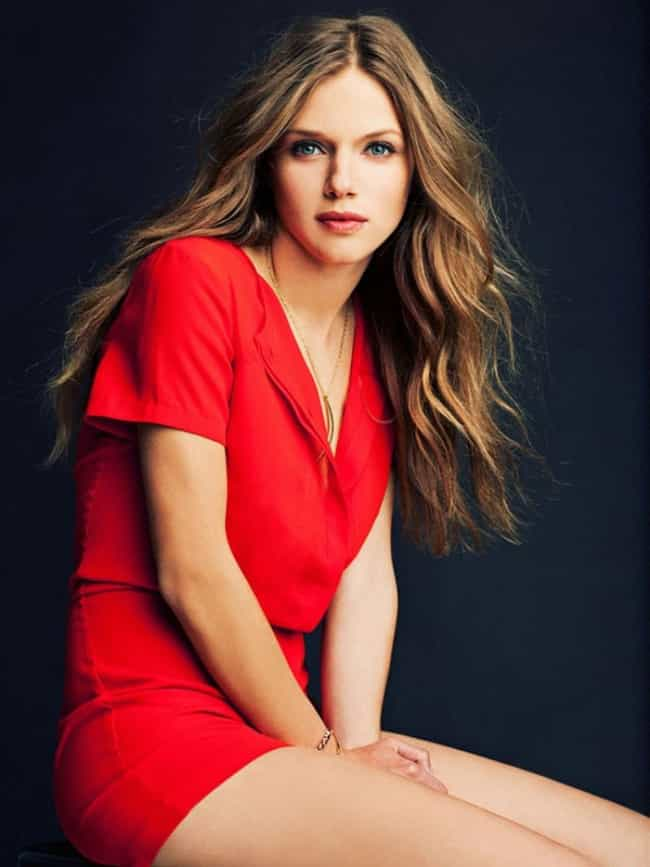 Tracy Spiridakos in a short re... is listed (or ranked) 2 on the list The Most Stunning Photos of Tracy Spiridakos