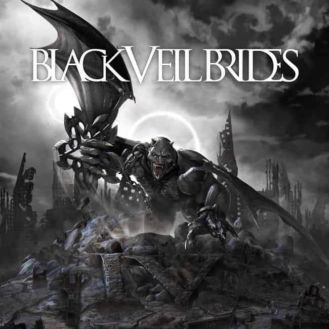 IV is listed (or ranked) 3 on the list The Best Black Veil Brides Albums of All Time