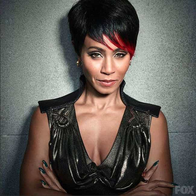 Jada Pinkett-Smith Took ... is listed (or ranked) 1 on the list 19 Facts You Didn't Know About Gotham