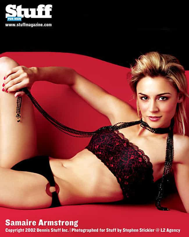 Samaire Armstrong in tube unde... is listed (or ranked) 1 on the list The Hottest Samaire Armstrong Photos