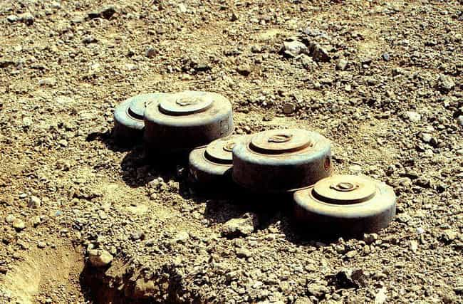 Nuclear Landmines Kept Warm by... is listed (or ranked) 2 on the list The Most Ridiculous (Real) Weapons Used Throughout History