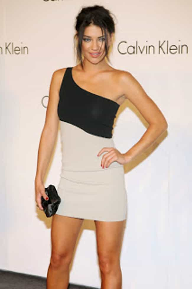 Jessica Szohr in short one sho... is listed (or ranked) 4 on the list Hottest Jessica Szohr Photos