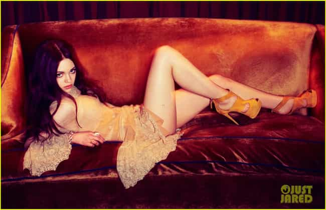 India Eisley in layered lace d... is listed (or ranked) 2 on the list The Hottest India Eisley Photos