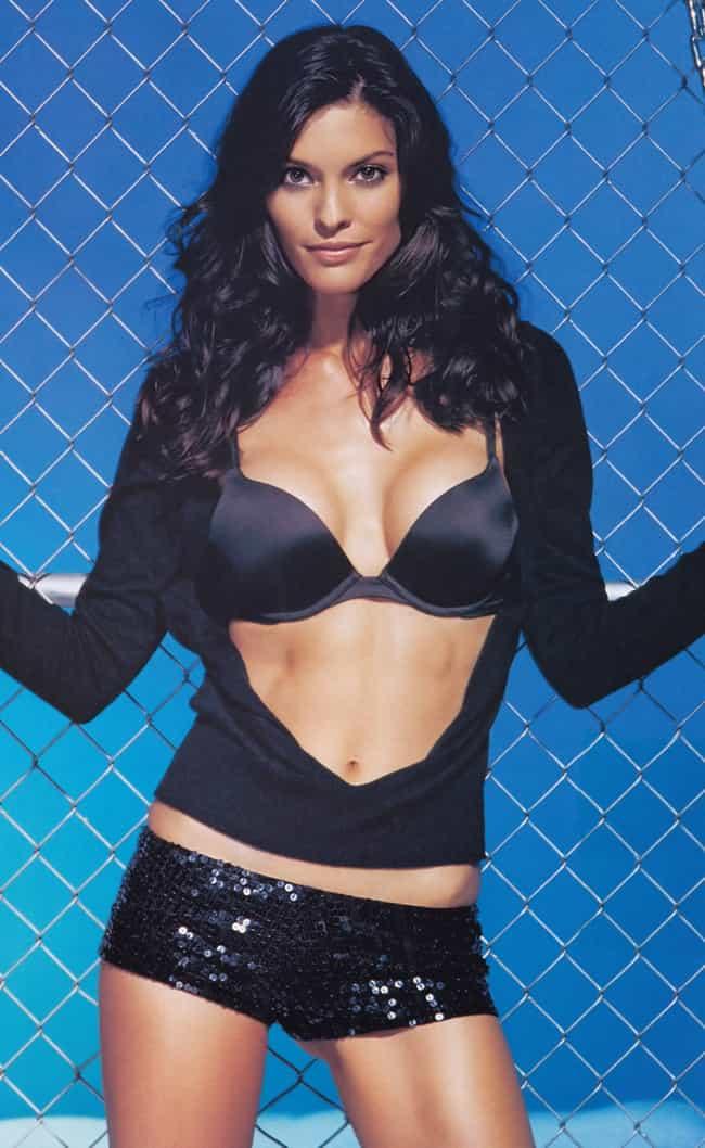 Alana de la Garza in blue bra ... is listed (or ranked) 1 on the list The Hottest Alana de la Garza Photos