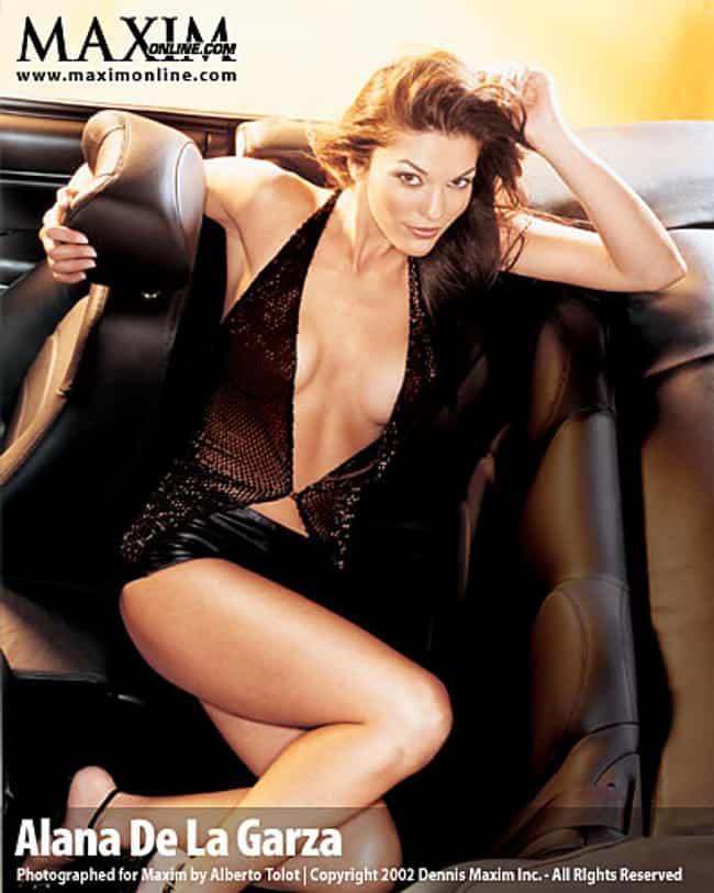 Alana de la Garza in sheer hal... is listed (or ranked) 3 on the list The Hottest Alana de la Garza Photos
