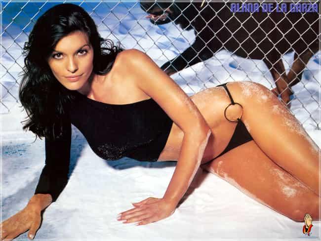 Alana de la Garza in one shoul... is listed (or ranked) 4 on the list The Hottest Alana de la Garza Photos