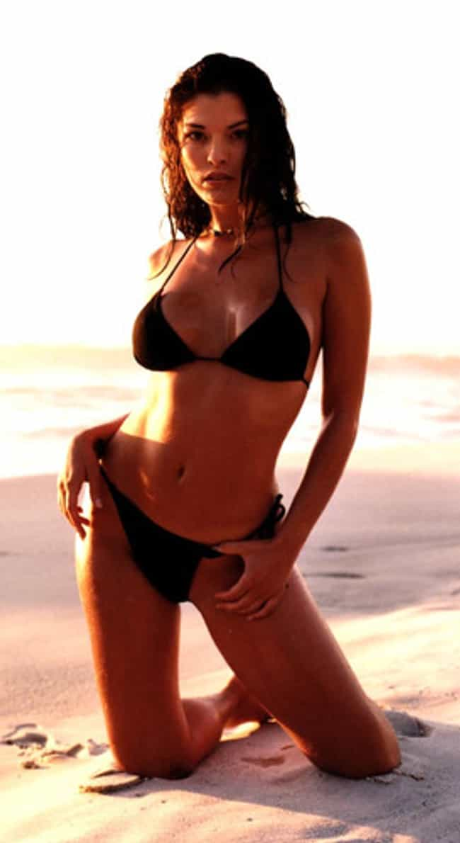 Alana de la Garza in triangle ... is listed (or ranked) 2 on the list The Hottest Alana de la Garza Photos