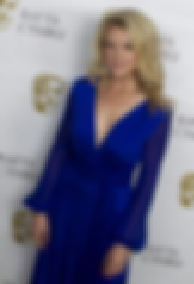 Erin Richards in blue low v-ne... is listed (or ranked) 3 on the list The Hottest Erin Richards Photos