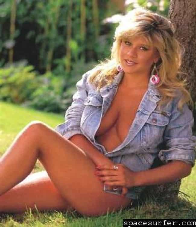 Samantha Fox in denim jacket is listed (or ranked) 1 on the list The Hottest Samantha Fox Photos