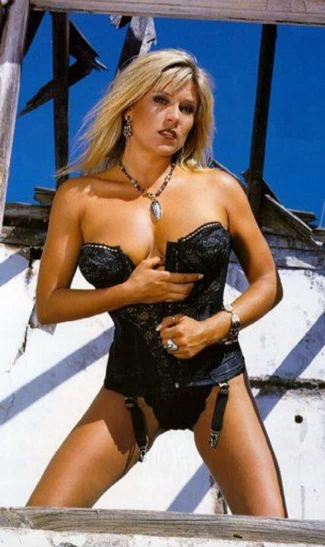 Samantha Fox in a corset under... is listed (or ranked) 3 on the list The Hottest Samantha Fox Photos