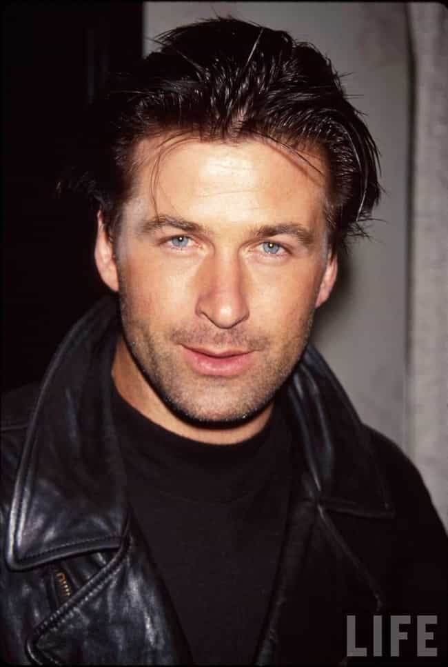 This Was During Alec's Jam... is listed (or ranked) 3 on the list 21 Photos of Young Alec Baldwin