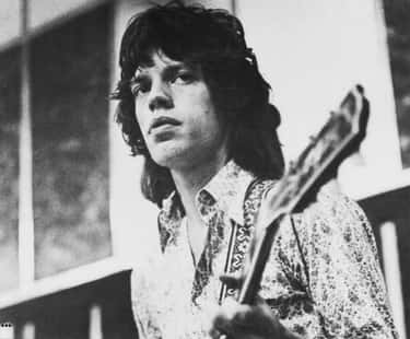 Long Before Kylie Jenner, Mick is listed (or ranked) 1 on the list 20 Photos of Young Mick Jagger