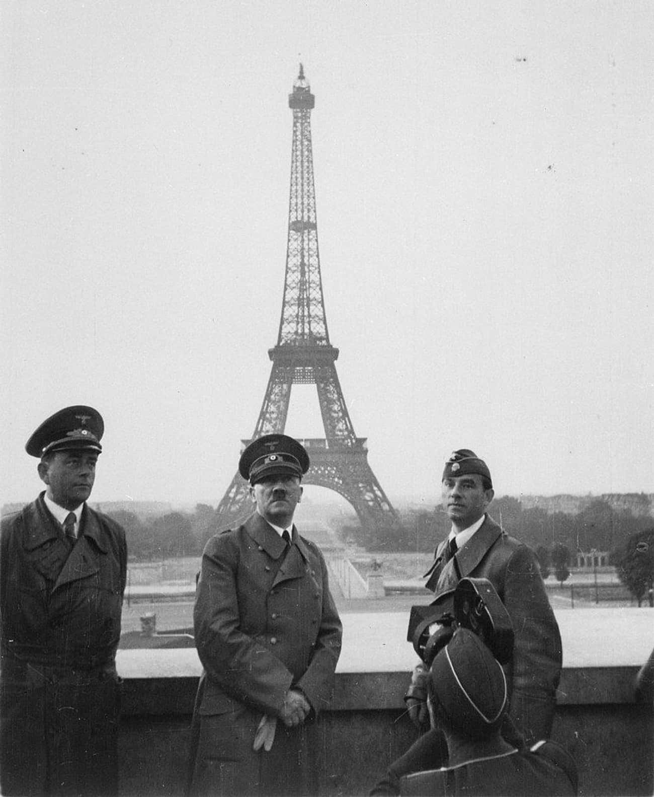 France Surrendered Without A Fight