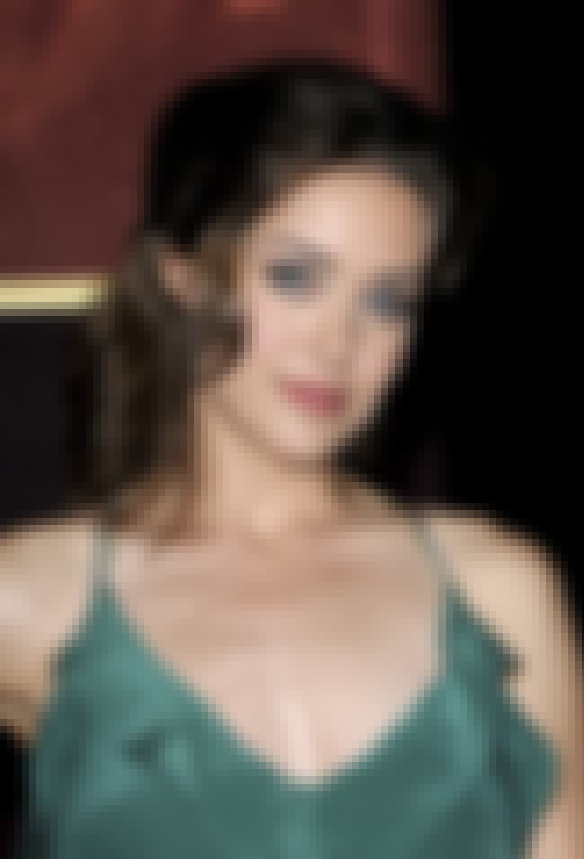Megan Boone in a Spaghetti Str... is listed (or ranked) 4 on the list Hottest Megan Boone Photos