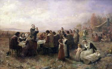 Thanksgiving Has Been Celebrated Every Year Since 1621