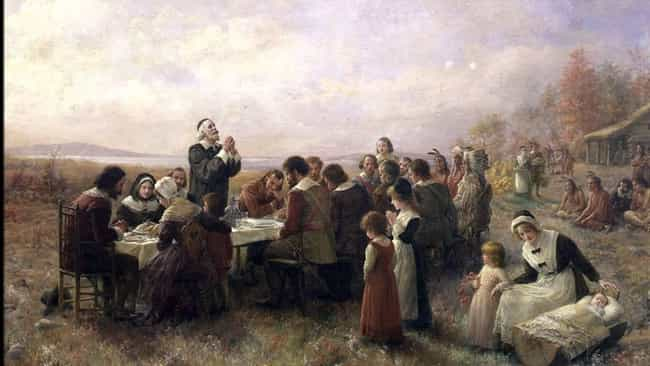 Thanksgiving Has Been Celebrat... is listed (or ranked) 1 on the list The Biggest Thanksgiving Myths & Legends, Debunked