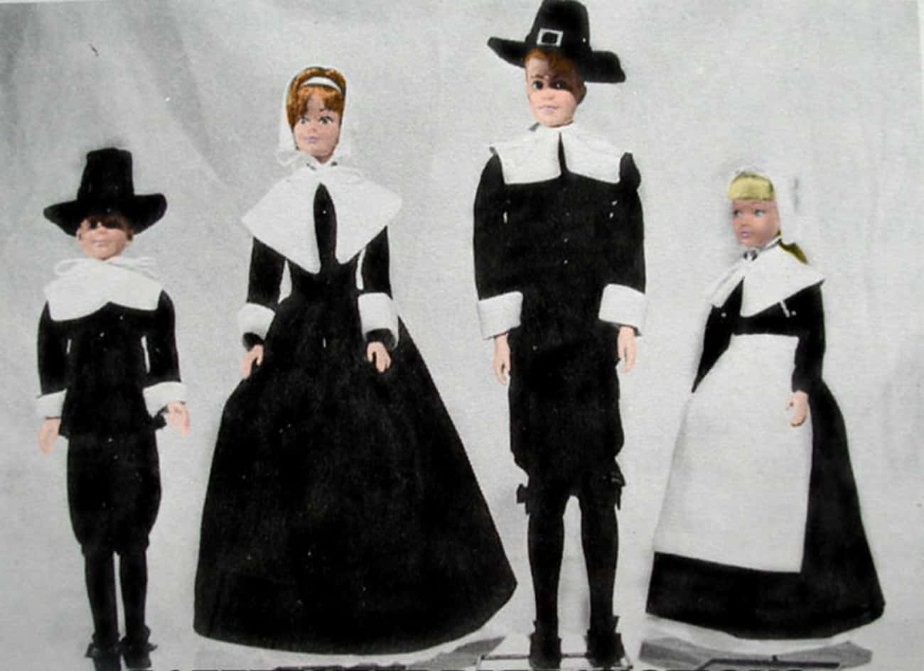 Pilgrim Clothing is listed (or ranked) 3 on the list The Biggest Thanksgiving Myths & Legends, Debunked