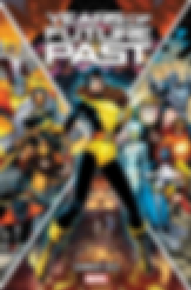 Years of Future Past is listed (or ranked) 4 on the list The Best Teasers for Marvel's Secret Wars Event