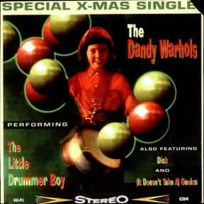 Special X-Mas Single is listed (or ranked) 24 on the list The Best Alternative Rock Christmas Albums