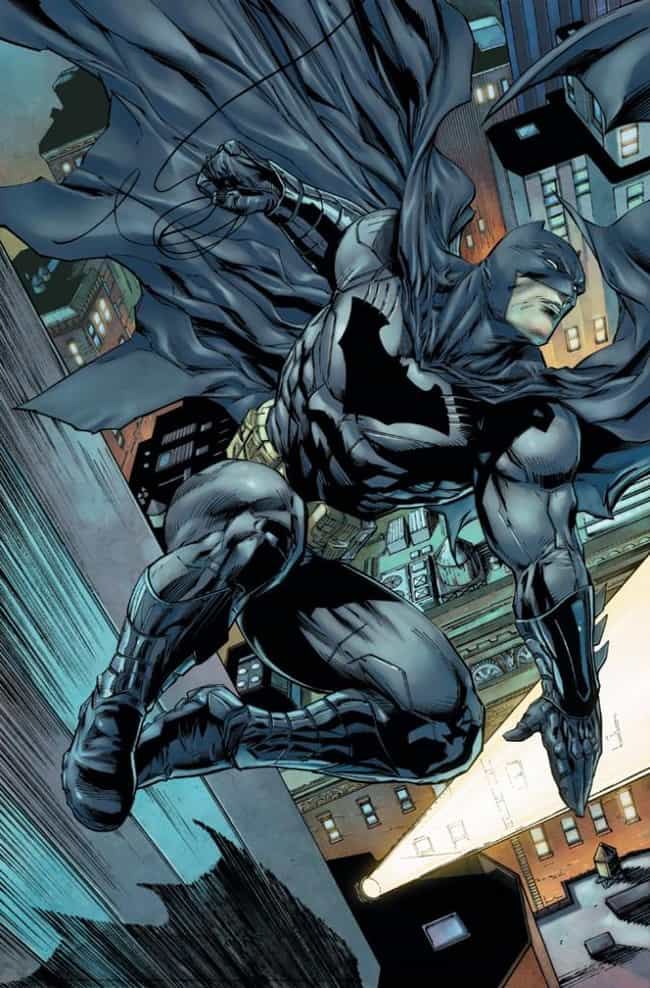 New 52 Batman is listed (or ranked) 2 on the list The Greatest Batsuits / Batman Costumes of All Time