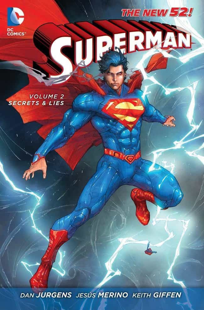 New 52 is listed (or ranked) 3 on the list The Best Superman Costumes & Suits Of All Time
