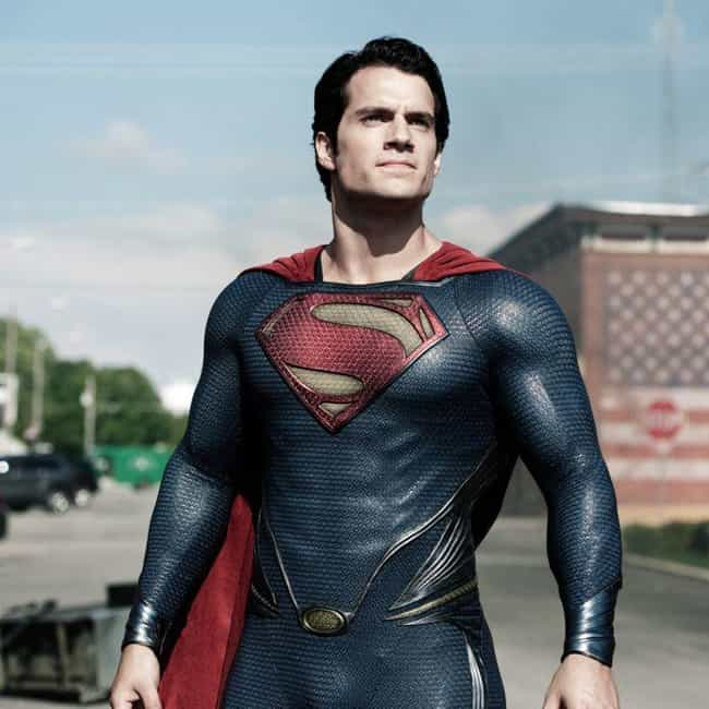 Henry Cavill - Man of Steel is listed (or ranked) 4 on the list The Best Superman Costumes & Suits Of All Time
