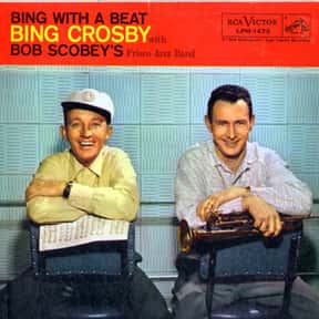 Bing With a Beat is listed (or ranked) 2 on the list The Best Bing Crosby Albums of All Time