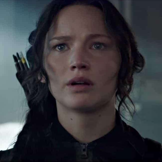 When You Love Somebody ... is listed (or ranked) 2 on the list The Hunger Games: Mockingjay Part 1 Movie Quotes